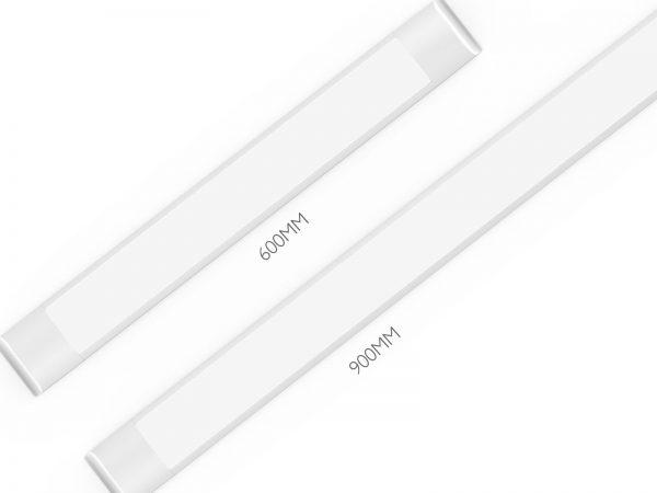 slim LED batten light fitting