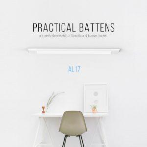 Slim | IP65 Waterproof  & Dust proof  LED Batten Light | 40W | Economic Battens