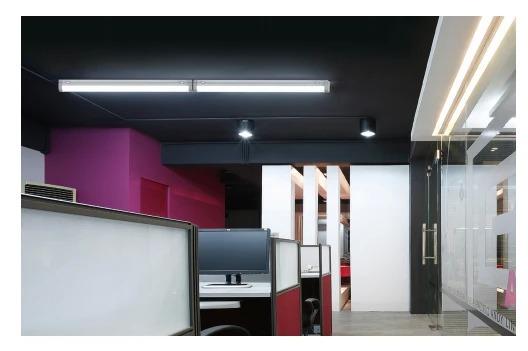 LED Batten light, linear light, Super market lights