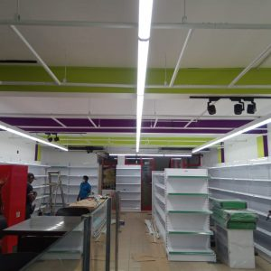 High cost performance LED Batten Light | 50W | Replace Fluorescent Lamp Fittings