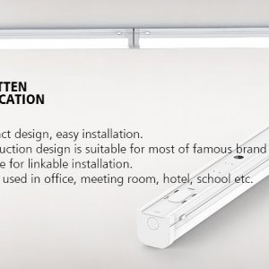 High cost performance LED Batten Light | 20W | Replace Fluorescent Lamp Fittings