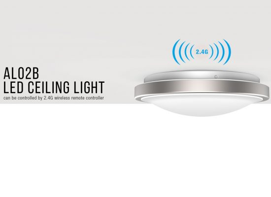 Wireless-Ceiling-Light